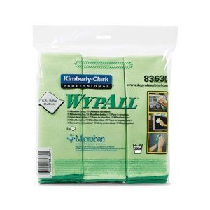 WypAll-Microfiber-Wipes